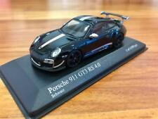 1/43 Minichamps Porsche 911 GT3 RS 4.0 Black. Free Shipping