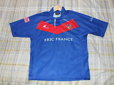 LADIES WAKEFIELD TRINITY WILDCATS RUGBY LEAGUE SHIRT size 12