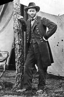 New 5x7 Civil War Photo: Union General Ulysses S. Grant at Cold Harbor