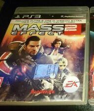 Mass Effect 2 Ps3 ITALIANO PARI NUOVO DISCO VERGINE NO MANUALE PAL LEGGI TUTTO