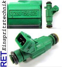 Einspritzdüse BOSCH 0280156025 Peugeot Citroen 1,1 gereinigt & geprüft