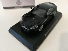 Kyosho 1/64 - Aston Martin DBS Carbon Black