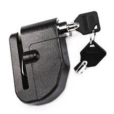 Disc Brake Motorcycle Lock Alarm Anti Theft Security Locking for Scooter Bike US