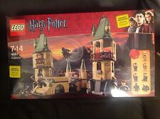 lego 4867 harry potter hogwarts brand new and sealed very rare mint condition