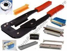 IDC/IDS Ribbon Cable Crimper/Crimping/Crimp Hand Tool for IDE/SCSI/FD/Centronics
