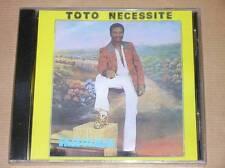 CD / TOTO NECESSITE / TRIPOTAGE / RARE / NEUF SOUS CELLO