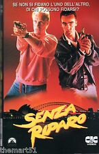 Senza Riparo  (1990) VHS CIC Video -
