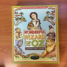 2007 Board Game - The Wonderful Wizard of Oz Adventure Game - Like New