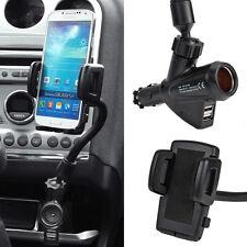 Auto Halter Halterung Ladefunktion Samsung Galaxy S7/S6/S5/S4/S3/J5/J3/Mini/Edge