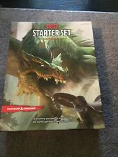 Dungeons & Dragons Starter Set Fantasy Role Playing Game D20 RPG