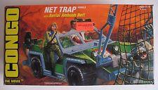 NEW MISB Sealed CONGO Movie Net Trap Vehicle w/Aerial Ambush Net MIB Complete