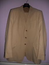 "HACKETT London Quality sea island cotton material SUIT Sz UK 46L/XL""EUR 56L""w40"