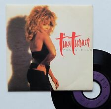 """Vinyle 45T Tina Turner  """"Typical male"""""""