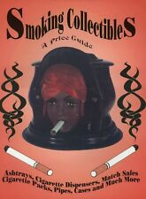Smoking Collectibles Match Safes Ashtrays Dispensers Cases Etc. / Book + Values