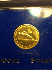 POLAND 19 82,000 Zt. Gold Coin In Proof Condition