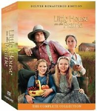 LITTLE HOUSE ON THE PRAIRIE - COMPLETE COLLECTION  - DVD - Region 1