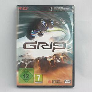PC DVD-Rom - GRIP Combat Racing NEW SEALED