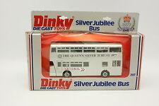 Dinky Toys GB 1/55 - Atlantean London Bus Silver Jubilee + Boite