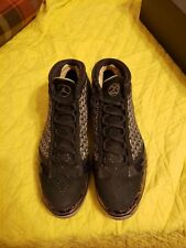 Air Jordan 23 XX3 Trophy Room Black Gold with signed original box size 11.5 US