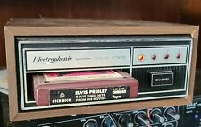 vintage Electrophonic portable 8 track player