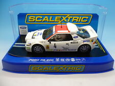 Scalextric c3305 Ford Rs200 Antonio Zanini No. 4