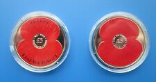 More details for jersey 2012 & 2013 £5 poppy coin