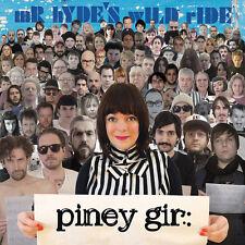 Piney Gir - Mr Hyde's Wild Ride **NEW CD / INDIE POP**