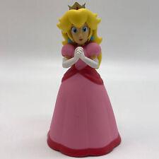 "New Super Mario Bros. Collectible Princess Peach PVC Action Figure Toy 5.5"""