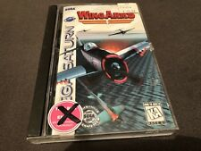 Wing Arms (Sega Saturn, 1995) Complete working