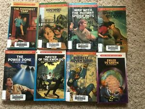 CHOOSE YOUR OWN ADVENTURE LOT OF 17