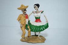 Wedding Boda Dia De Los Muertos Mexican Skeleton Cake Topper-Decoration Figurine