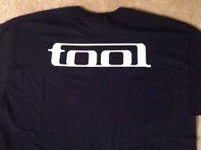 Authentic Tool 2014 Tour Crew T Shirt Black Xl
