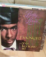 Bobby brown dance ya know it vinyl lp
