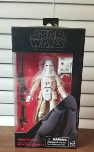Snowtrooper Star Wars Black Series -  6 inch - #35