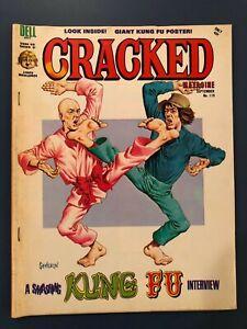Vintage CRACKED Magazine #119: A Smashing Kung Fu Interview (Sept 1974)