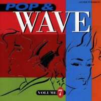 Various - Pop & Wave Volume 7 -  The Sound Of The Fantas CD 3489