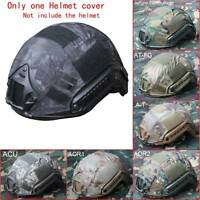 Outdoor Airsoft Paintball Tactical Military Protective Combat Fast Helmet Cover