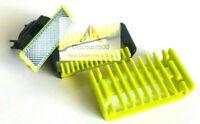 Philips OneBlade Shaver Trimmer Head Blade comb QP210 QP2520 QP2630 6510