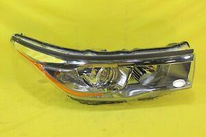 🐴 14 15 16 Toyota Highlander Right RH Passenger Headlight OEM *DAMAGED*