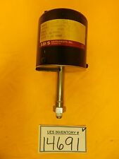 MKS Instruments 141A-11442----s Vacuum Switch Tested Not Working As-Is