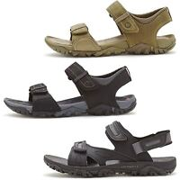 Mens Merrell Telluride & Mojave Strap Sandals in Black & Brown in All Sizes