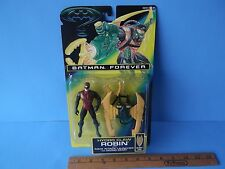 "Batman Forever Hydro Claw Robin 4.5""in Figure w/Attack Launcher & Diving Gear!"