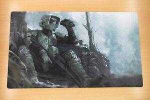 F1220 Free Mat Bag Star Wars Scout Trooper Card Game Playmat TCG Mat Deck Mat
