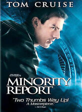 Minority Report (Dvd, 2003), 2and disc with Bonus Features, Tom Cruse