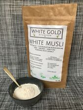 White Musli - Safed Musli Powder For Sexual Health & General Wellbeing -  100g