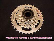 Shimano HG40 Mega Gamme 6 Vitesse 14/34 roue libre (bloc/Vis sur cassette)