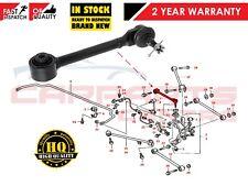 Para HONDA ACCORD 98-02 suspensión superior trasero brazo de enlace de control lateral Inc Bush