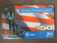 Prepaid kaart USA  -  AT&T