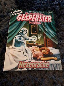 GESPENSTER GESCHICHTEN Spezial Nr. 43, Bastei Grusel Comic (1990) Zustand 1+