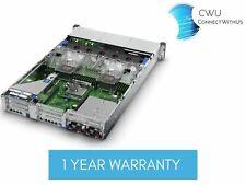 "HP Server DL380 Gen10 24 SFF 1x Xeon 8260L 32GB Ram 2x 4TB 2.5"" HDD"